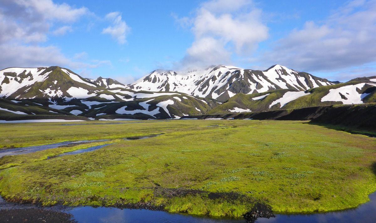 Fjallabak route views
