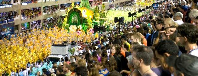Carnaval Rio de Janeiro, Brazil
