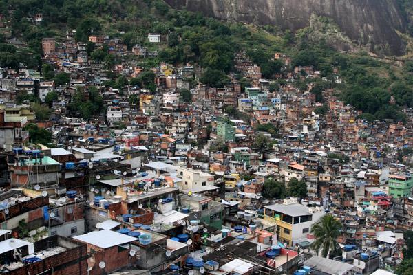 Rio favela tour