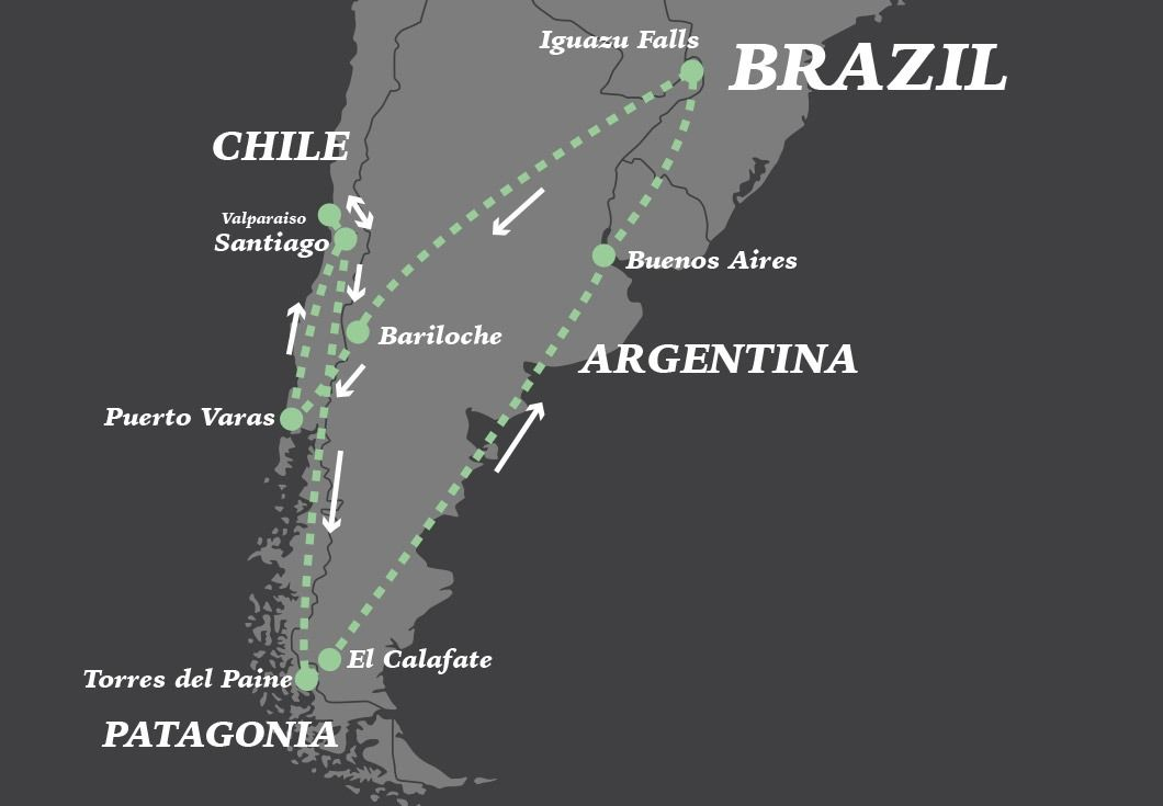 Eclipse Travel Package Argentina