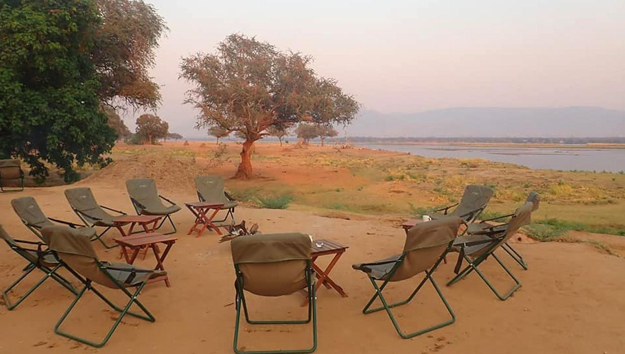 chill out in zimbabwe