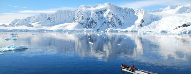 travel to antarctica with one of our tours