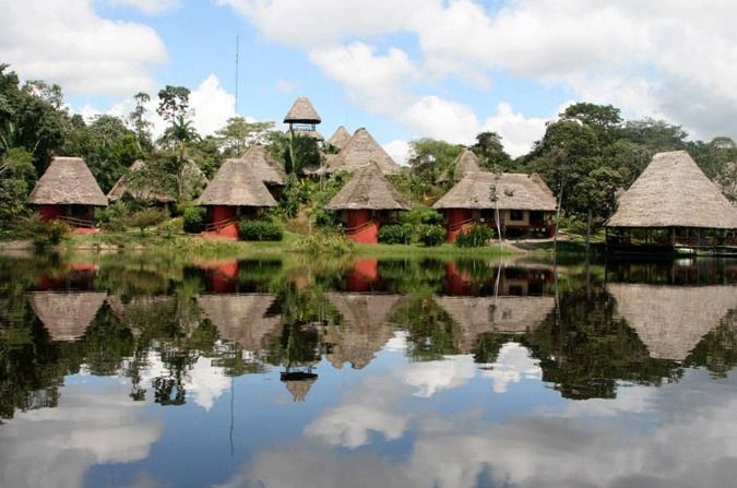 Napo Wildlife Centre and Eco Lodge