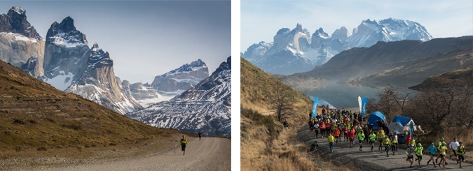 Patagonia Marathon Torres del Paines