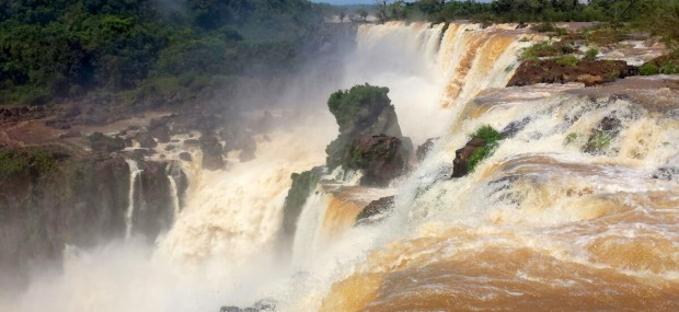 Iquazu Falls