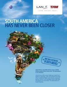 South America Air Pass