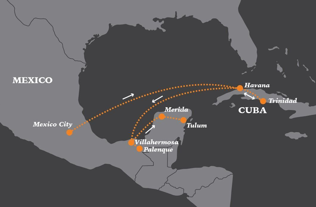 eclipse travel map