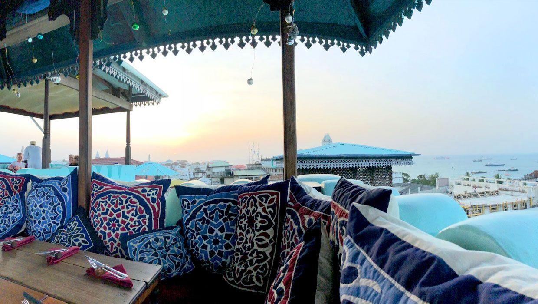 Relaxing and Exploring in Exotic Zanzibar -