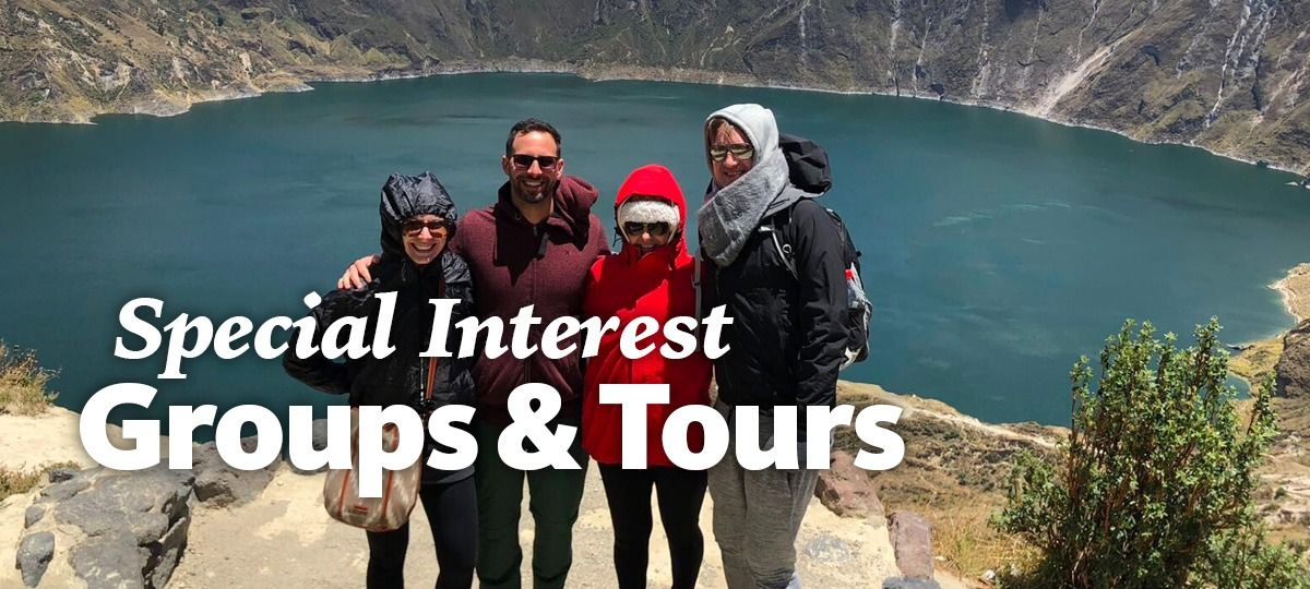 Special Interest Group tours
