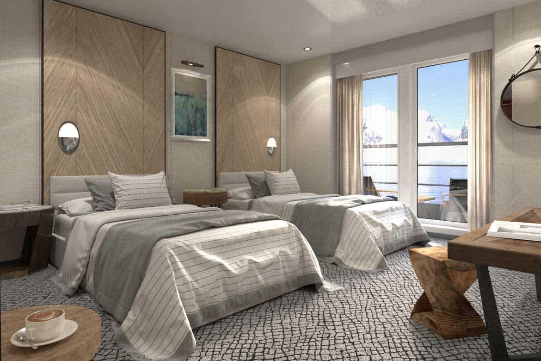 Polar Cruise comfort