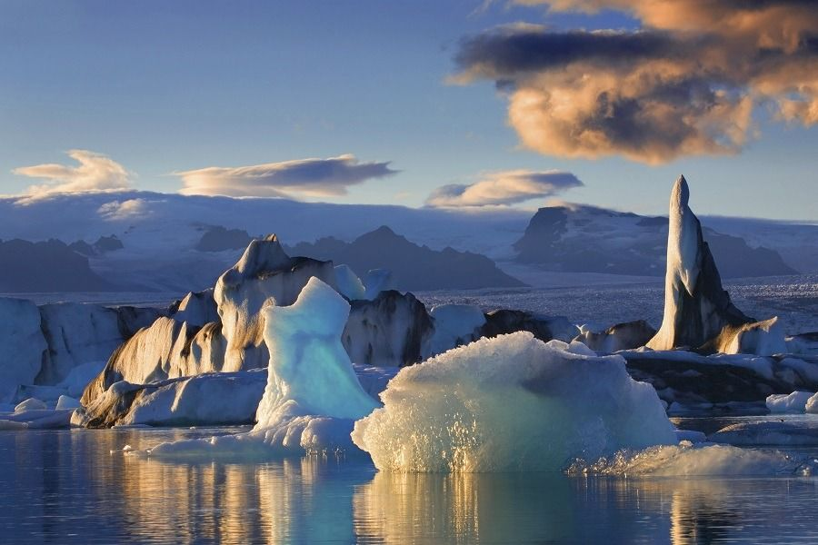 Polar Cruise scenery