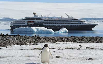 Luxury Antarctica Cruises